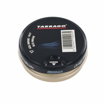 Крем-паста Tarrago для обуви Shoe Polish 50ml, Темно-синий фото 44722