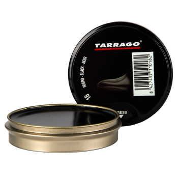 Крем-паста Tarrago для обуви Shoe Polish 50ml, Темно-синий фото 39400